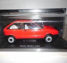 Coche Clásico Seat Ibiza - Classic Car Spain - (1984) - 1:24 - IXO