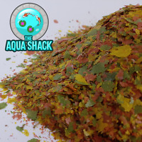 Tropical Flake With Bloodworm - Fish Food Protein Colour Growth Health Community