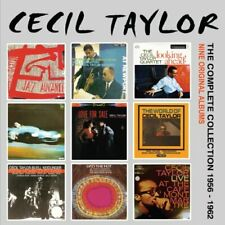 Cecil Taylor - Complete Collection: 1956 - 1962 (5cd) - CD - New