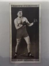 Bob - 1928 tarjeta de cigarrillos Ogdens Boxeo Boxer Pugilists En Acción Nº 42