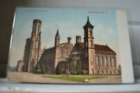 C 1915 Smithsonian Institute - Washington DC Undivided Back Postcard