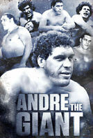 ANDRE THE GIANT - WRESTLING POSTER - 24x36 - 1723