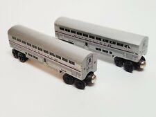 Whittle Shortline Superliner Amtrak Sleeping Car Lot Trains