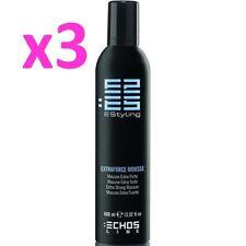Extraforce Strong Mousse 400 ml ES EStyling Echos Line Extra Forte X2 PEZZI