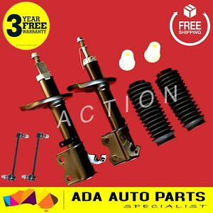 2 FORD LASER KN KQ FRONT SHOCK ABSORBERS 2/99-09/02