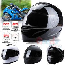 Motorcycle Helmet Full Face Modular Flip Up Helmet Mountain Bike Helmets DOT M L