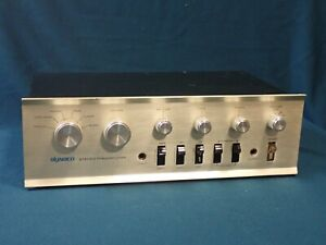 Dynaco PAT-4 Stereo Preamplifier, works well