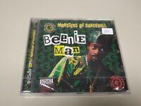 JJ10-BEENIE MAN MONSTERS OF DANCEHALL  CD NUEVO PRECINTADO LIQUIDACION!!