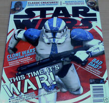 December Star Wars Science Fiction Magazines