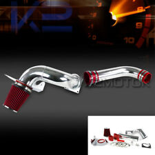 96-04 Ford Mustang GT 4.6L V8 Cold Air Intake System Kit+Red Filter