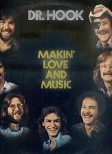 DR HOOK makin love and music US 1977 EX LP