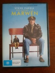 Welcome To Marwen (DVD, 2019)
