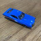 "Hot Wheels 3"" FORD GRAND TORINO SPORT '72 Diecast CAR Model BLUE 2010 K&N Toy"