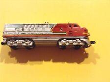Hallmark 1997 Ornament -  Lionel -  1950 Santa Fe F3 Diesel Locomotive - B028-2