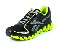 Reebok ZIGLITE RUN J93710 Mens Shoes Running Black White Mesh Athletic DeadStock