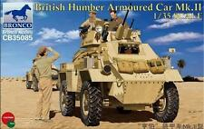 BRONCO CB35085 1/35 British Humber Armoured Car mk.II