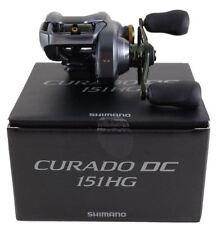 SHIMANO CURADO DC CUDC151HG 7.4:1 LEFT HAND BAITCAST REEL
