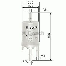 GENUINE OE BOSCH FUEL FILTER F5959- HAS VARIOUS COMPATIBILITIES