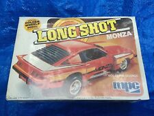 Vintage MPC 1/25 Chevy Monza Long Shot Plastic Model Kit 1-0711 NOS SEALED
