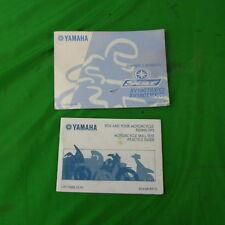 Yamaha STAR XV19CTSX/CTMX Owners Manual LIT-11626-21-50
