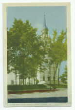 Eglise Notre Dame Church Granby Quebec Postcard Canada Vintage Unposted
