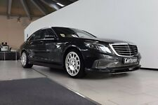 Genuine 20 Inch Carlsson 1/12 Mercedes Wheels 9J and 10.5J NEW! W222 S Class