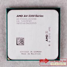 AMD A4-Series A4-3300 Duad-Core CPU Socket FM1 (AD3300OJZ22HX) 2.5/1M Free Free