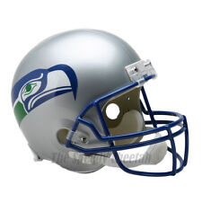 SEATTLE SEAHAWKS 83-01 THROWBACK NFL FULL SIZE REPLICA FOOTBALL HELMET