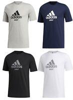 Adidas Golf Big Logo Golf Tee Shirt T Shirt - ALL SIZES - AEROREADY