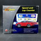 Zip Zaps Micro RC Speed and Lap Counter RadioShack 1:64 - New