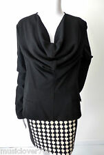 Jean Paul Gaultier Long Sleeve Top Made in Italy Size 10 - 12 It 44