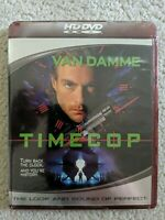Timecop HD DVD NEW, SEALED