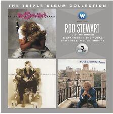 Rod Stewart - Triple Album Collection [New CD]