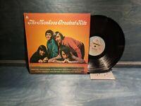 The Monkeys - Greatest Hits - 1982 Vinyl 12'' LP NM AB 4089 No Barcode