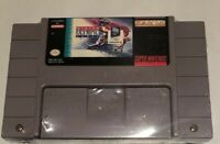 Winter Olympic Games: Lillehammer '94 Super Nintendo SNES Tested And Resealed