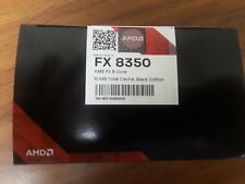 New AMD FX-8350 FD8350FRHKBOX Black Edition, socket AM3+, 4.0 Ghz, 8-Core