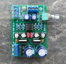 New S NE5532N Preamplifier Board Kit Pre-amp Module DIY Kit AC +/- 12-16V