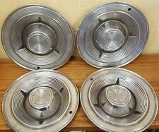 "1963 Pontiac 14 "" Wheel Covers Hubcaps - Set of 4"