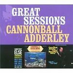 Cannonball Adderley - Blue Notes Great Sessions NEW SEALED 3CD BOXSET