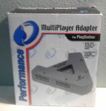 Performance Multiplayer Adapter Playstation One Mulittap New 4 Player Inter Act