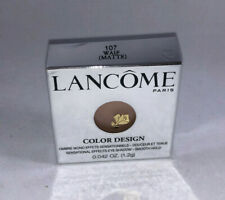 Lancome Color Design Eye Shadow 107 Waif  .042 Oz NEW IN BOX!!