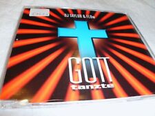 DJ Taylor & Flow - Gott Tanzte - Maxi CD gebraucht gut