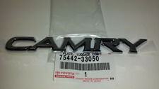 TOYOTA OEM 7544233050 97-01 Camry Trunk Lid Emblem Badge Nameplate 75442-33050