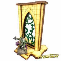 TTCombat - Fantasy Scenics - Minor Riftgate of Life - Great for AoS