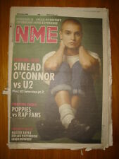 NME 1988 OCT 29 SINEAD O'CONNOR U2 SPEAR OF DESTINY