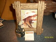 Flambro Emmett Kelly Jr Collection  Picture Frame