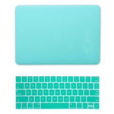 Rubberized Hard Shell Case for Apple Macbook Pro 13 15 2012 - 2017 Keyboard Skin