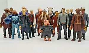 """DOCTOR WHO FIGURES . 5"""" range .  ALL £2.49 EACH . multi listing , you choose"""