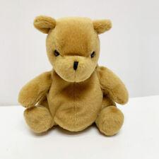 "Vintage Gund Classic Disney Pooh Stuffed Bear 6"" Plush Sitting New With Tags"
