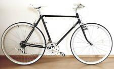 Schön Cityrad Retro Vintage schwarz City Bike Stadtfahrrad Fahrrad